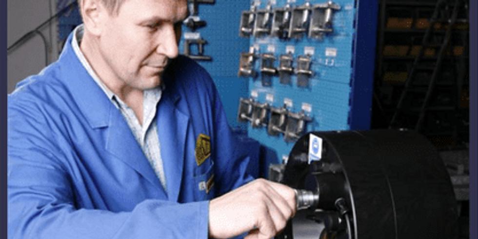 Befähigte Person für Hydraulikschlauchleitungen