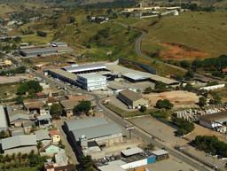 Vista aérea Currais Itabira