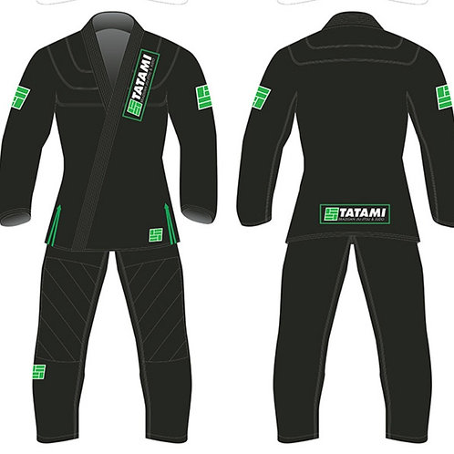 Kids - Black Team Gi