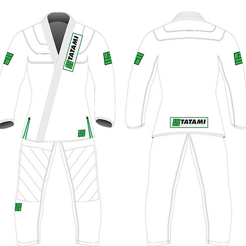 Kids - White Team Gi
