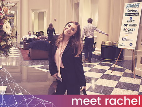 New Year, New Look! Intern Spotlight: Meet Rachel!