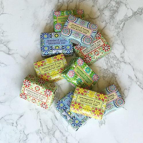 Shea Butter Mini Soap