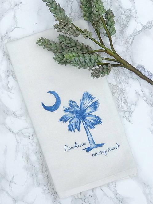 Palmetto Dish Towel