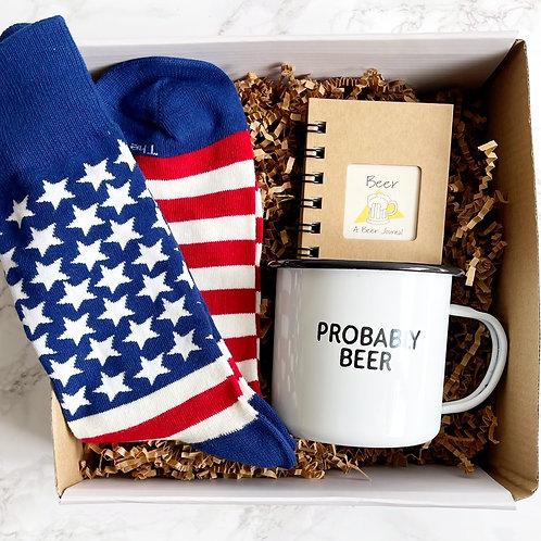 American Man - Small Box