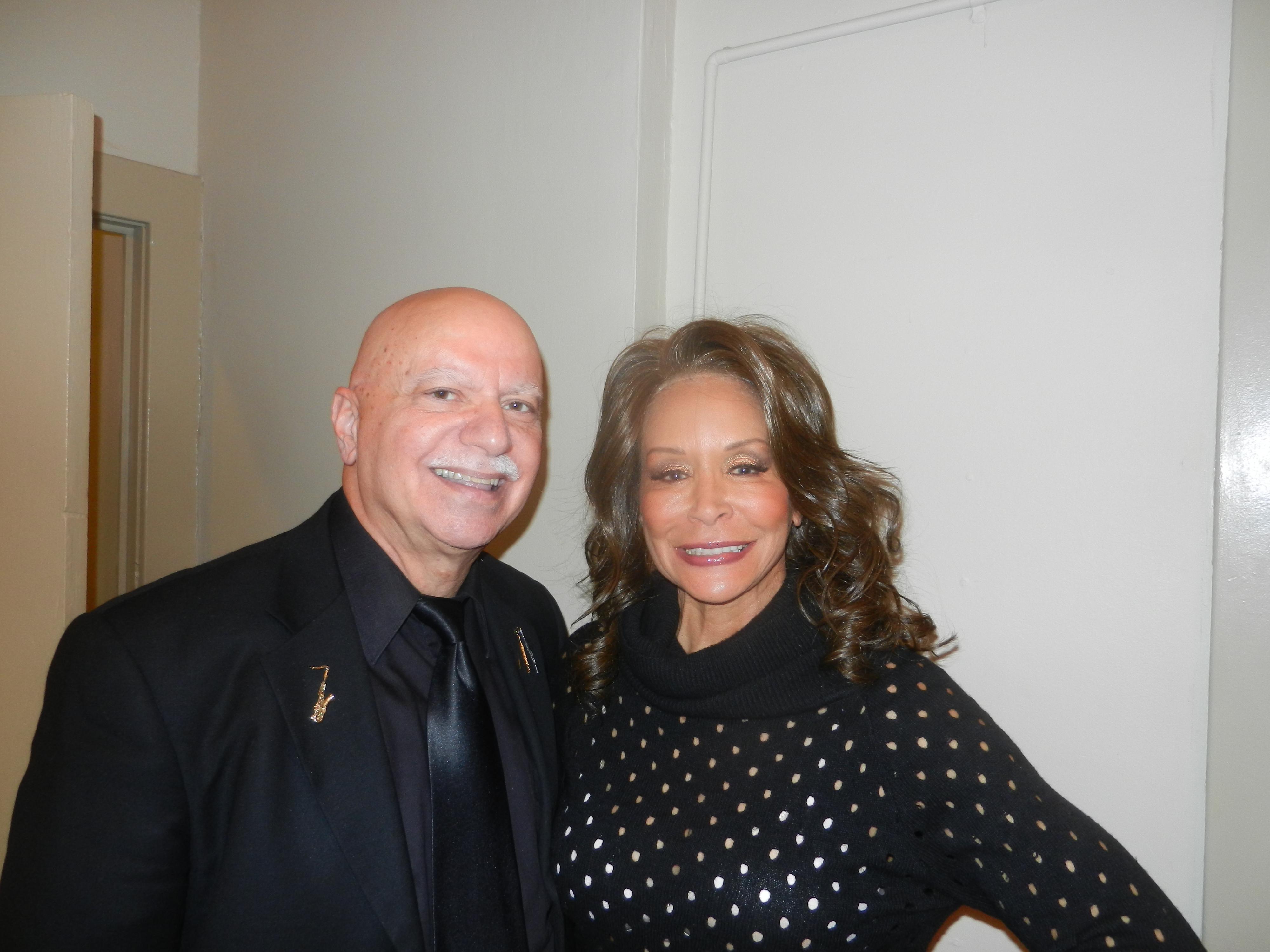 Freda Payne and me