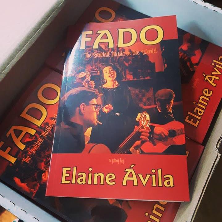 "April 8th: ""Fado"" Book Launch & Reading 