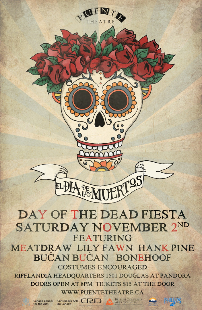 Day of the Dead Fiesta 2013