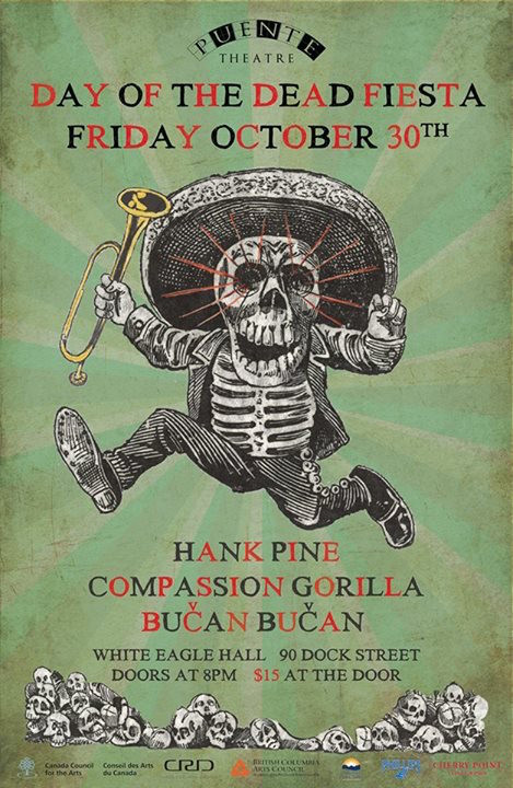 Day of the Dead Fiesta 2015