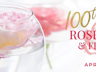 Thomasville hosting 100th annual Rose Festival in April