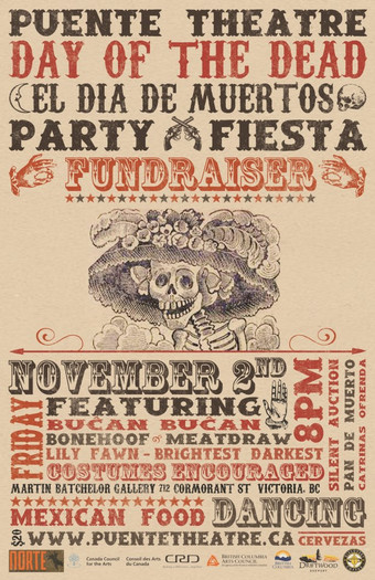 Day of the Dead Fiesta 2012
