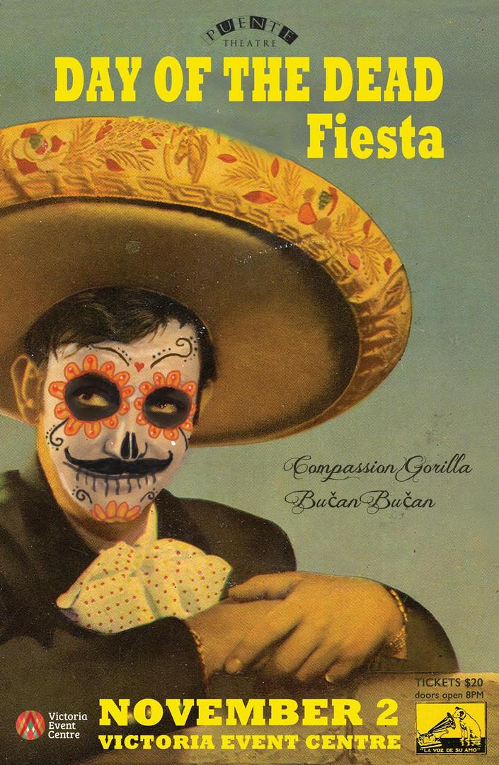 Day of the Dead Fiesta 2018