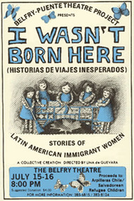 I WASN'T BORN HERE  (1988)