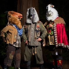 The Three Goats