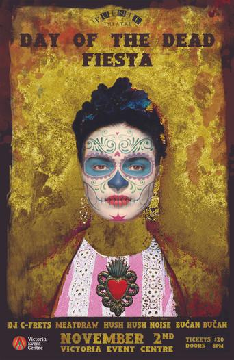 Day of the Dead Fiesta 2019