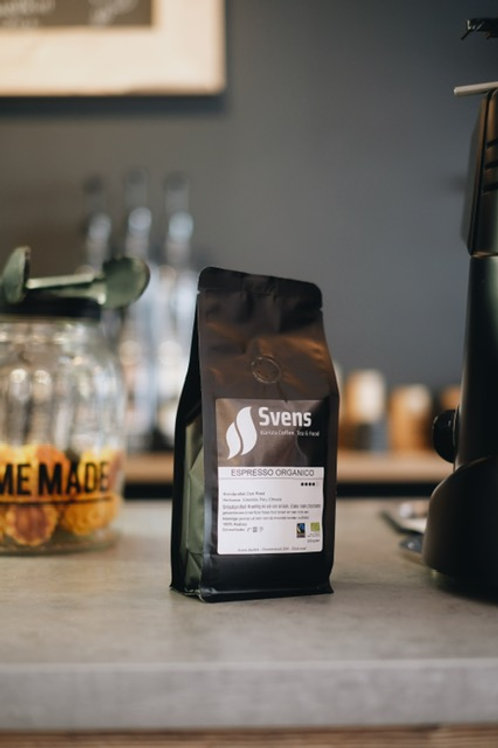 Koffiebonen - Espresso organico