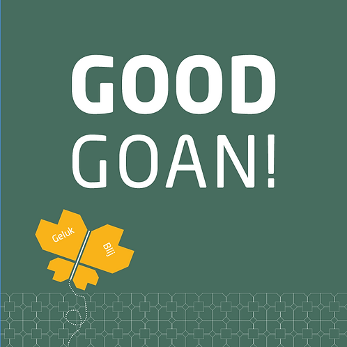 KAART 'Good goan'