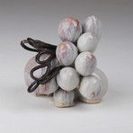 Willow Lanchester, untitled growth, Glazed Ceramic, Cone 6 Oxidation, 2020