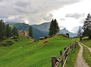מסלול הליכה בשוויץ