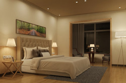 Diani Villa Master Ensuite Bedroom