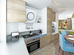 Lamu Villa Kitchen