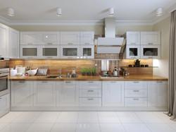 Diani Villa's Spacious Kitchen