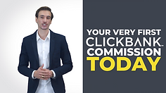 First Clickbank Commission.png