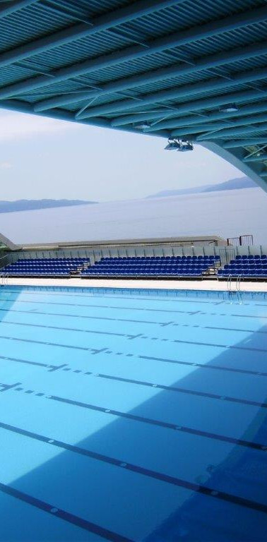 Tribune e accessori piscine pubblice
