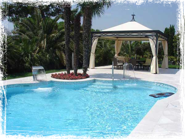 piscina privata - pesaro