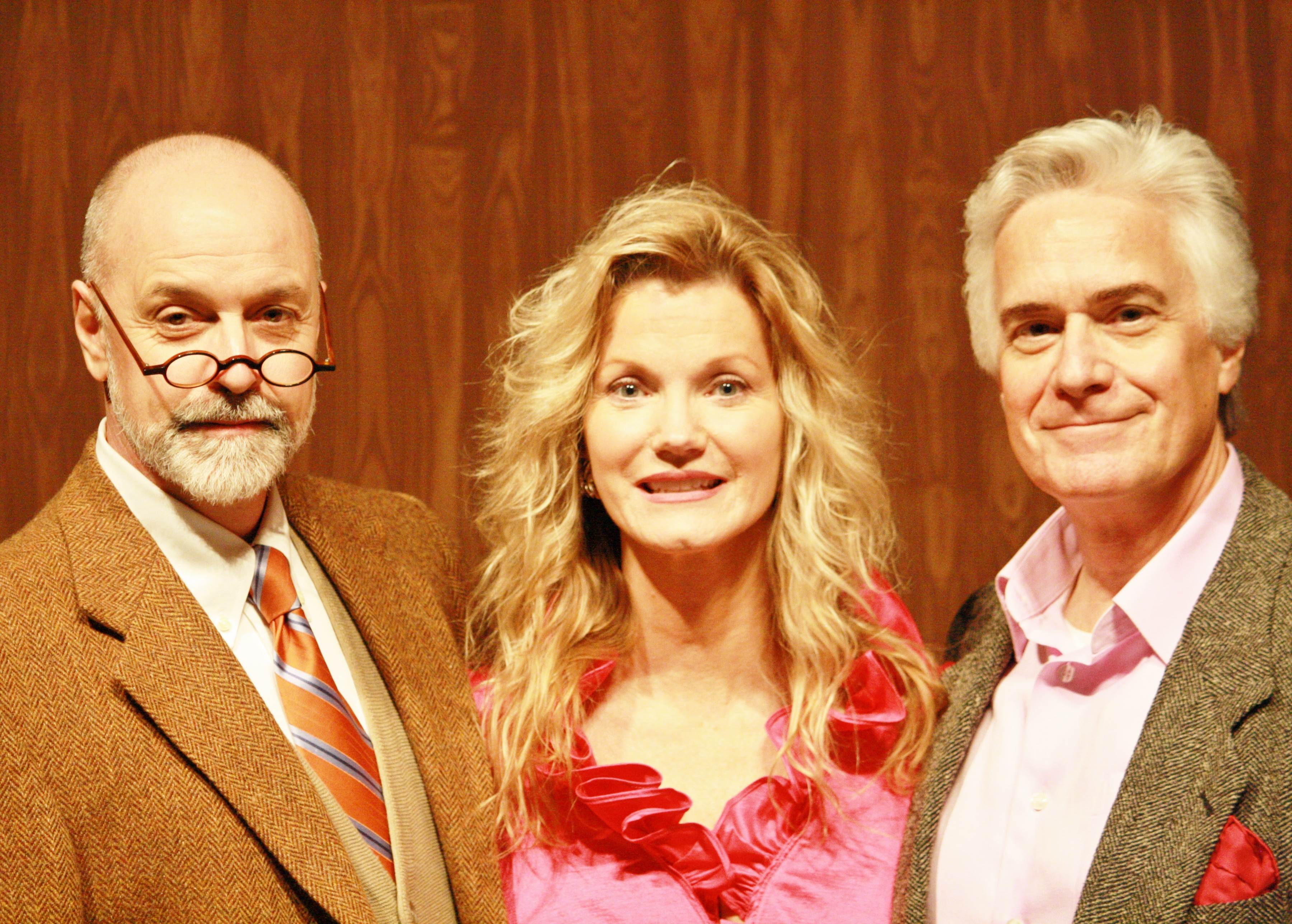 Tony, Kat, Lucien