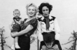 MARILYN, MOM & ME by Luke Yankee (stage reading) CAROL HICKEY STUDIOS, June 25-26 at 8 PM