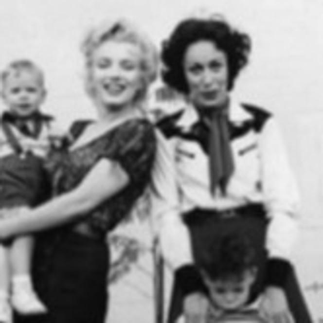 MARILYN, MOM & ME by Luke Yankee