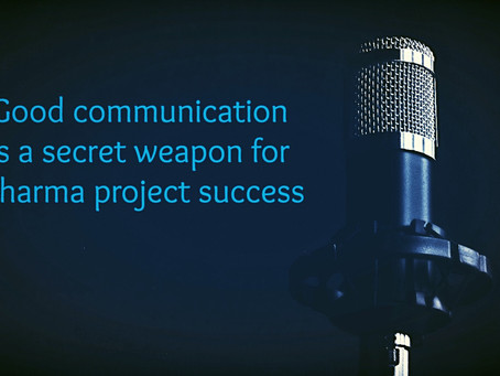 Best practices for pharma internal project communications