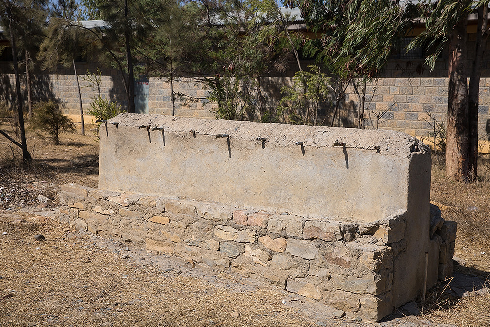 ethiopian water supply at schools