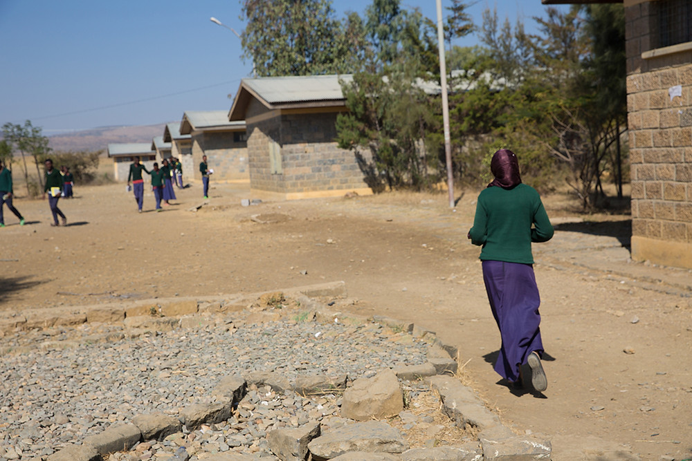 Ethiopian school