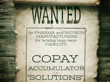 Copay accumulator solutions: the good, the bad, and the ugly