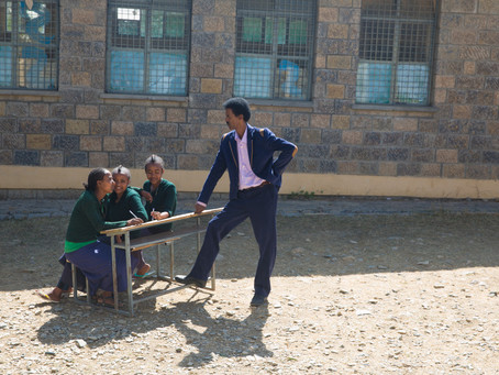 Meet Shewaye Belay Tessema: Our go-to person on the ground at Mekelle University