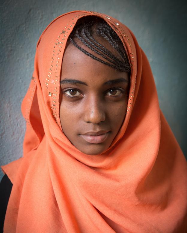 Ethiopian girl fuking
