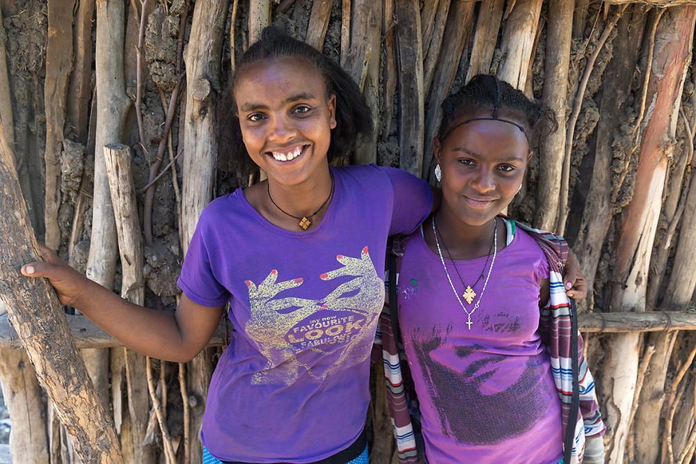 ethiopian girls
