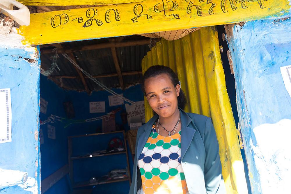back to school in ethiopia