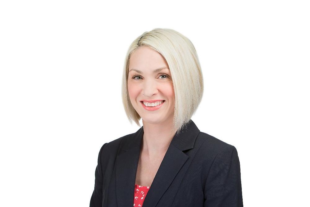 Justine Hughes pharma consultant