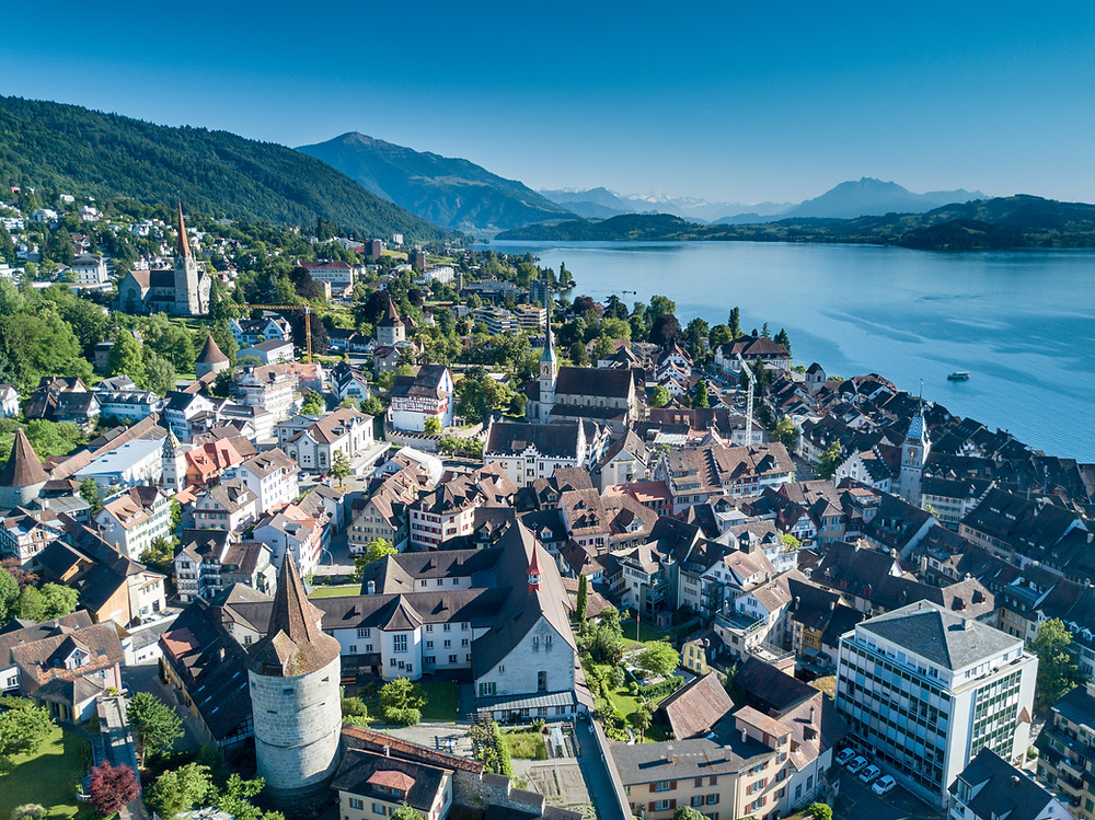 Zug Switzerland Archbow Consulting European Office