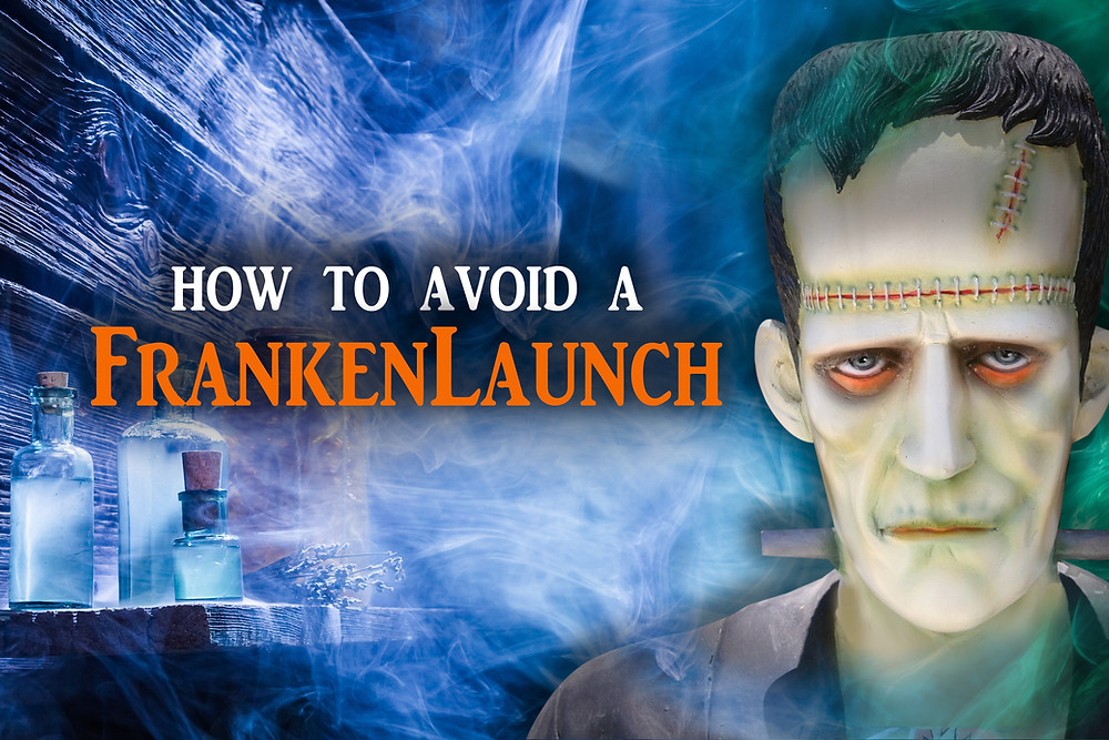 FrankenLaunch illustration
