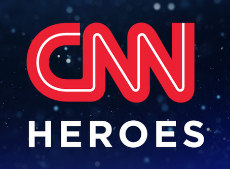 Freweini recognized as a CNN Hero