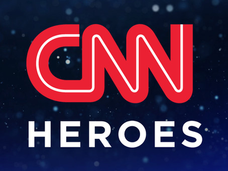 Freweini recognized as a CNN Hero