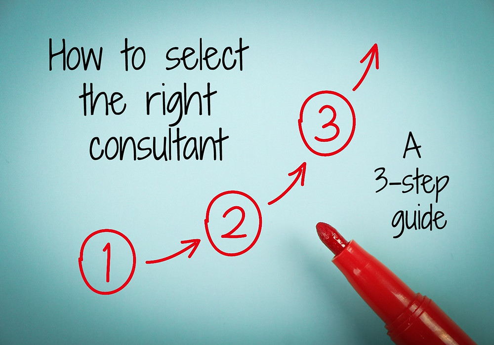 How to select the right pharma consultant in 3 steps
