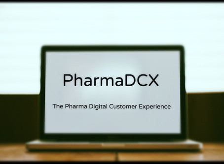 Pharma Digitalization 101 | PharmaDCX