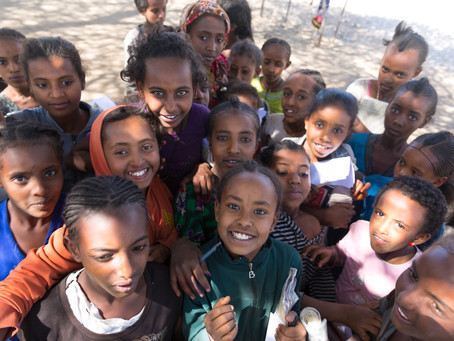 Impacting the future of Ethiopia, girl by girl