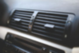 heating and cooling system in car
