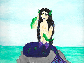 Mermaid Month! New Content Released and Sold Daily!
