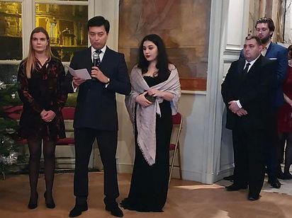 Ambassadeur d'Ouzbékistan en France